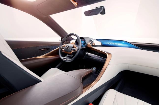 2019 Lexus LF-1 news