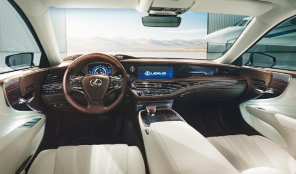 2019 Lexus LS 500 3.5-L V6 new
