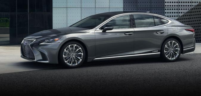 2019 Lexus LS 500 3.5-L V6