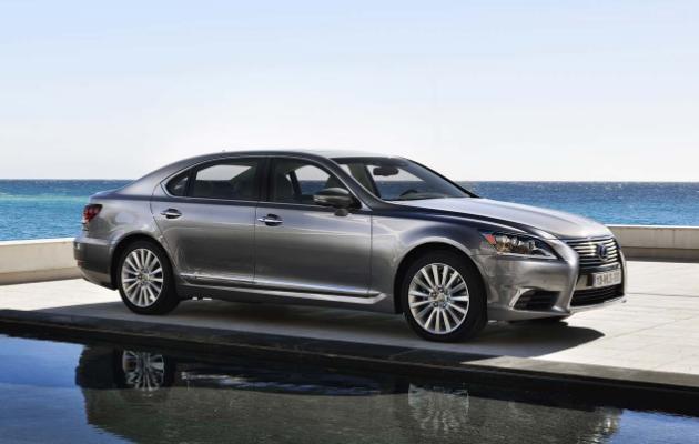 2019 Lexus LS600H news
