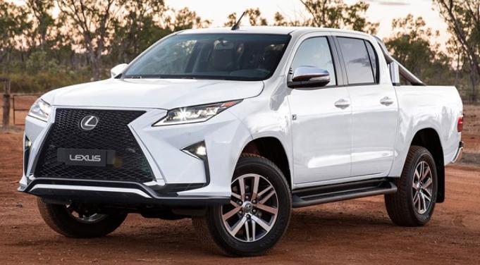 2019 Lexus Pickup Truck new