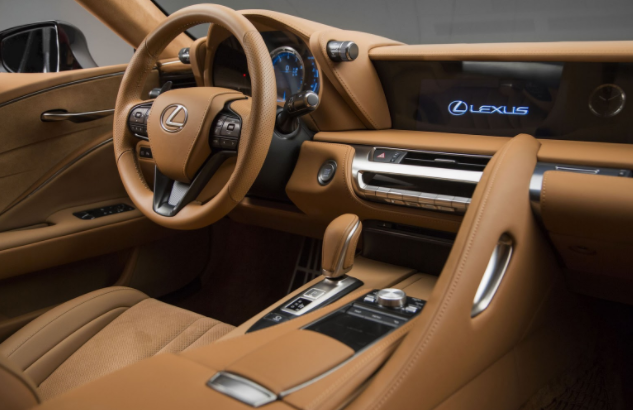 2019 Lexus SC 400 Coupe new