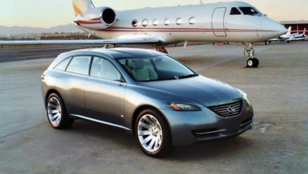 2019 Lexus TX news