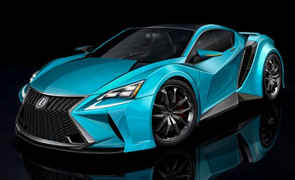 2020 Lexus LFA new