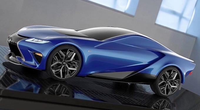 2020 Lexus LFA price
