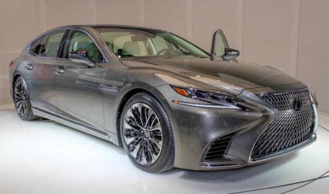 2020 Lexus LS 430 Sedan news