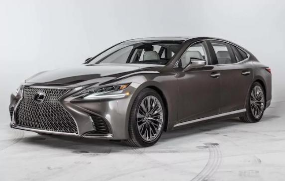 2020 Lexus LS 430 Sedan design