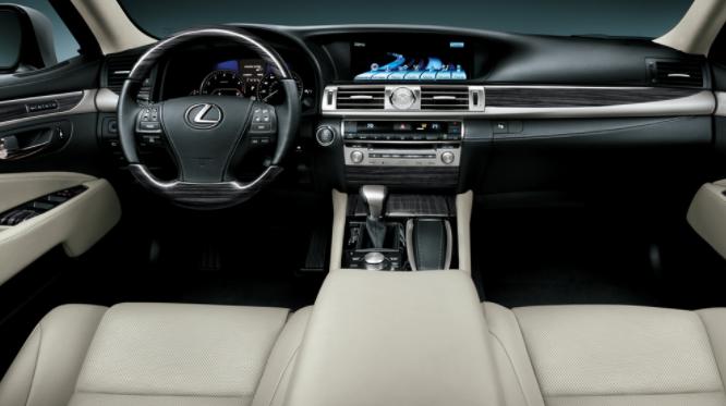 2020 Lexus LS 460 Sedan price