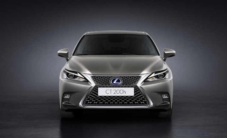 2019 Lexus CT 200H Hybrid release date