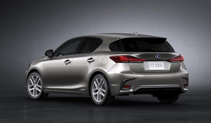 2019 Lexus CT 200H Hybrid news