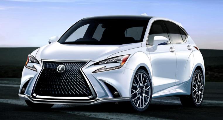 2019 Lexus CT Hybrid design