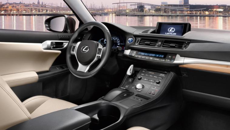 2019 Lexus CT200H MPG news