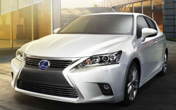 2019 Lexus CT200h Facelift release date