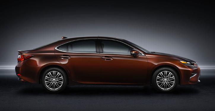 2019 Lexus ES 350 AWD new