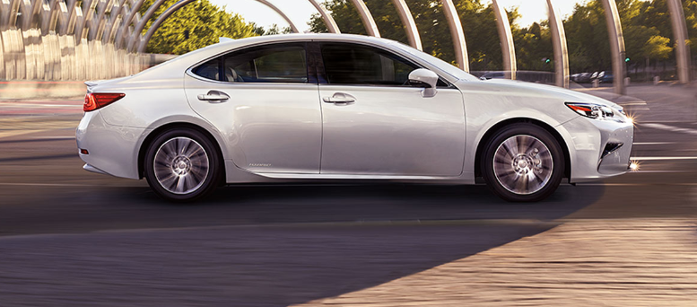 2019 Lexus ES Hybrid release date