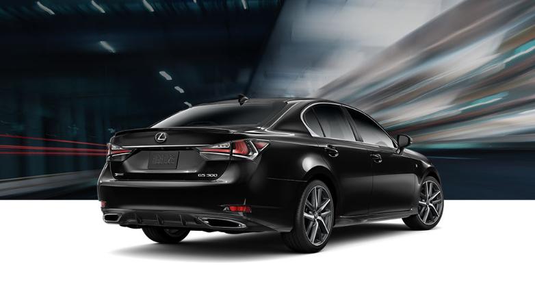 2019 Lexus GS 300 F-Sport