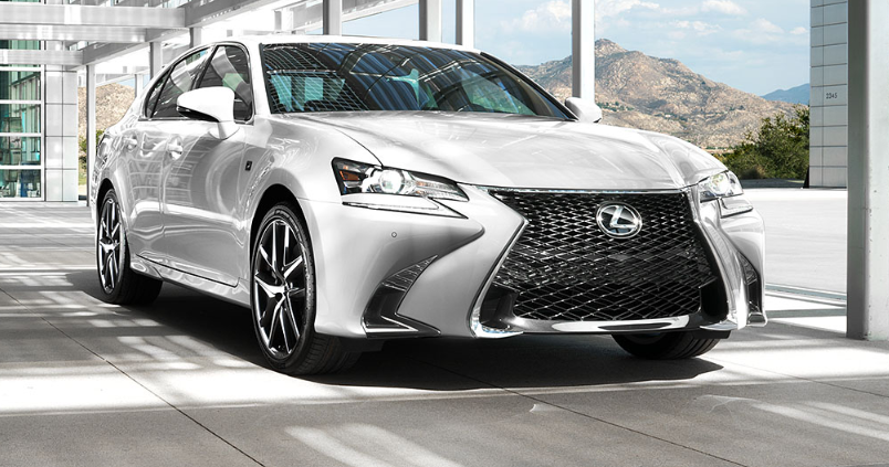 2019 Lexus GS 300 F-Sport design