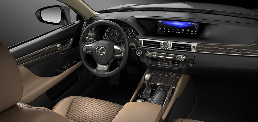 2019 Lexus GS 350 news