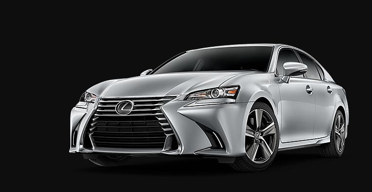 2019 Lexus GS 350 design