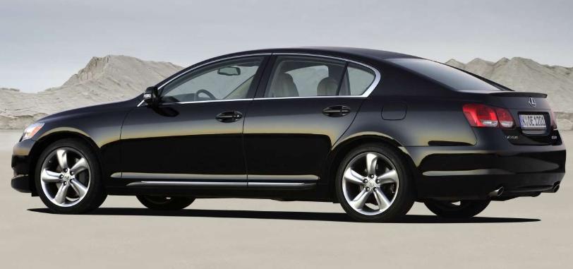 2019 Lexus GS 460 release date