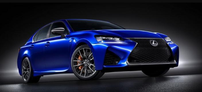 2019 Lexus GS F Sport news