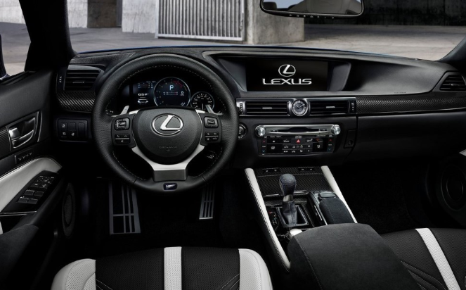 2019 Lexus GS F news