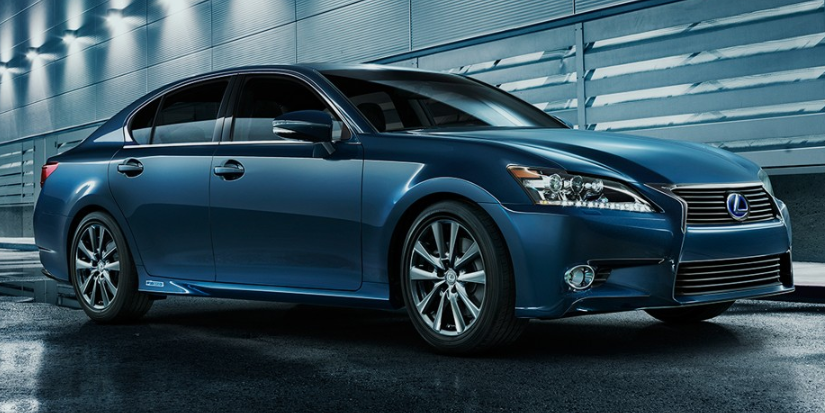2019 Lexus GS Hybrid redesign