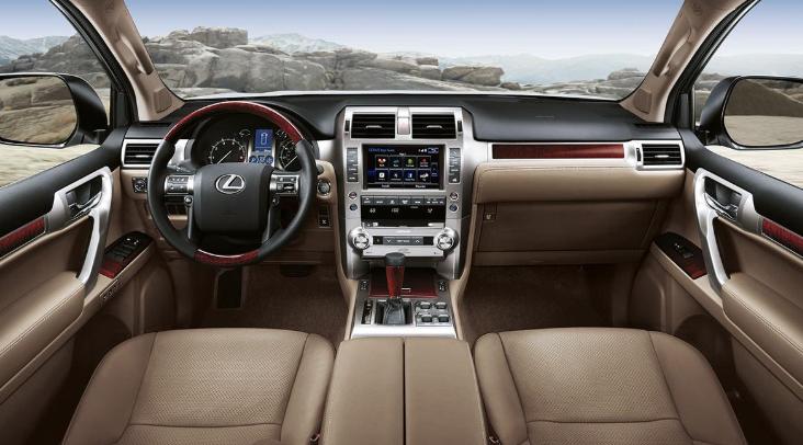 2019 Lexus GX 4.6-L V8