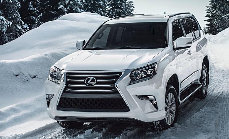 2019 Lexus GX 4.6-L V8 news