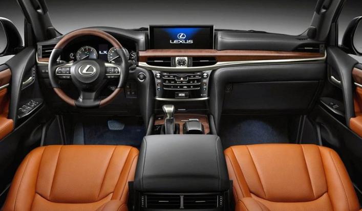 2019 Lexus GX 460 Crossover design