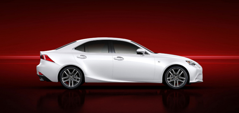 2019 Lexus IS 250F redesign