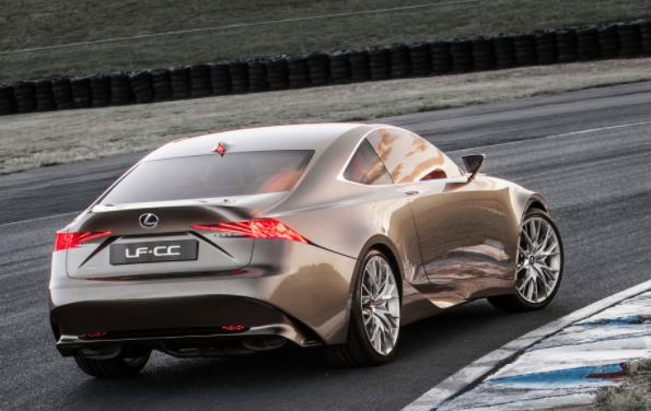 2019 Lexus LF-LC design
