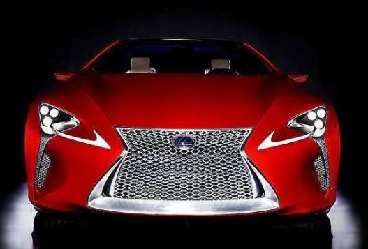 2019 Lexus LF-LC news