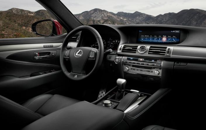 2019 Lexus LS F Sport 0-60 news