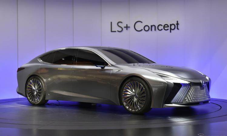 2019 Lexus LS F Sport news