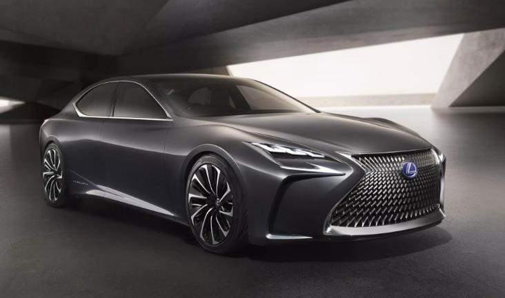 2019 Lexus LS F Sport new