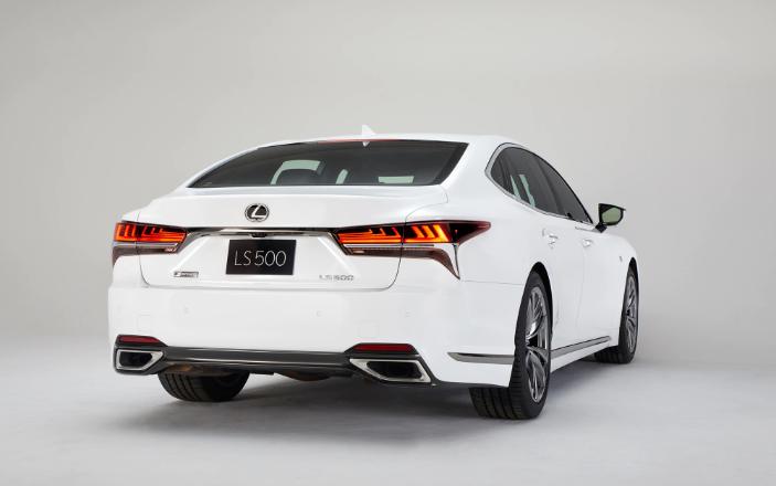 2019 Lexus LS F Sport release date