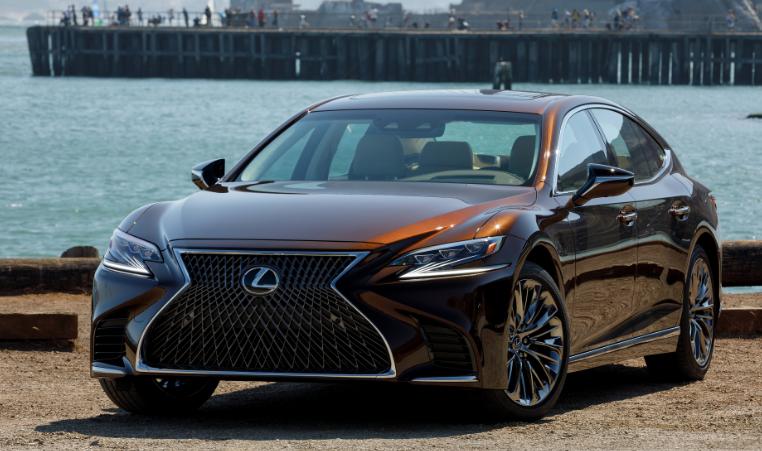 2019 Lexus LS F V8