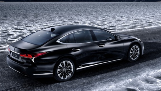 2019 Lexus LS Hybrid news