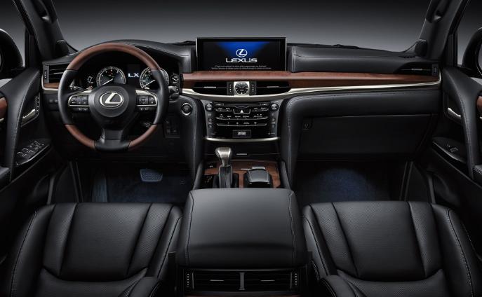 2019 Lexus LX 570 Superior