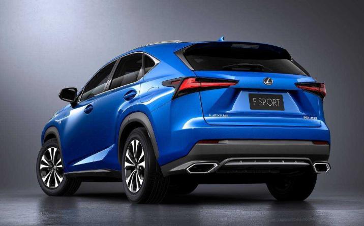 2019 Lexus NX 300 Sport release date