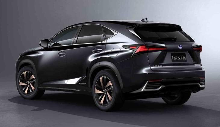 2019 Lexus NX 300h AWD Hybrid news