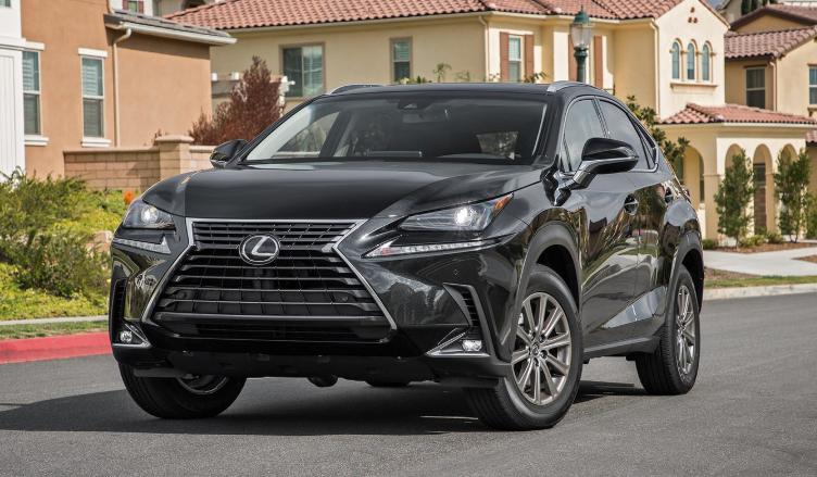 2019 Lexus NX 300h AWD news