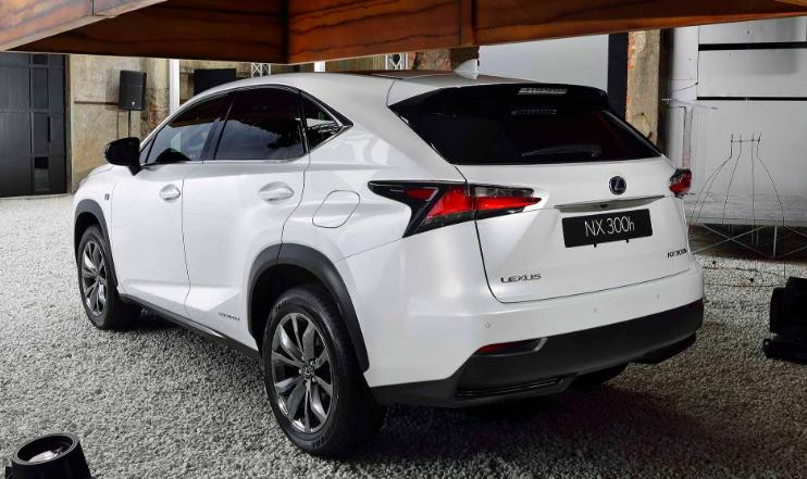 2019 Lexus NX Luxury Premium SUV release date