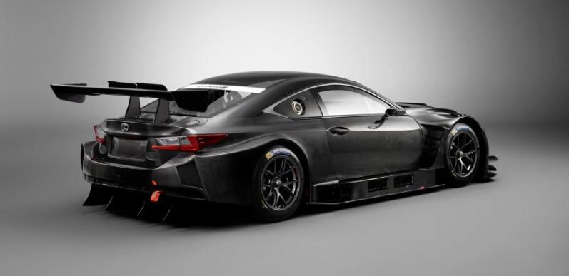 2019 Lexus RC-F GT3 design