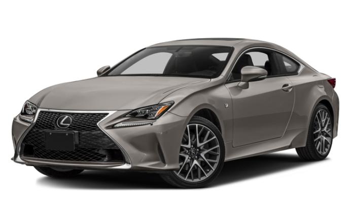 2019 Lexus RC RWD news