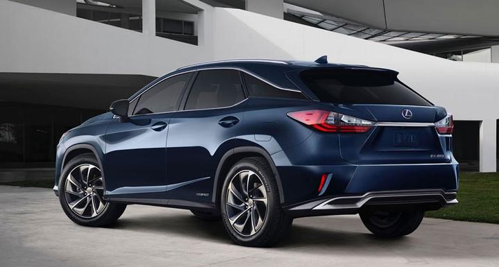 2019 Lexus RX 450H Hybrid release date