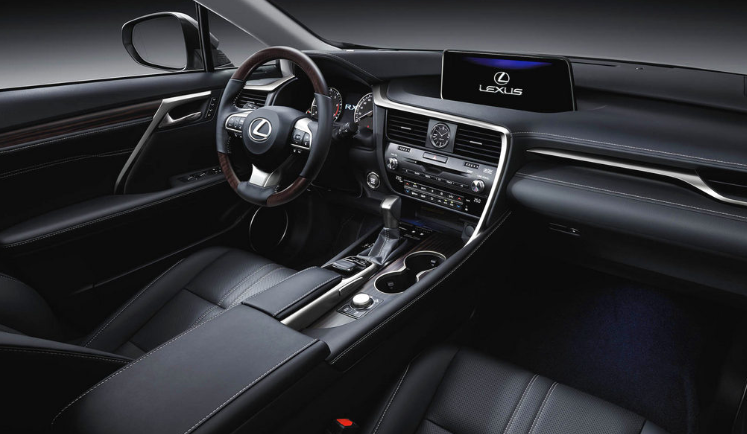 2019 Lexus RX 450H Hybrid news