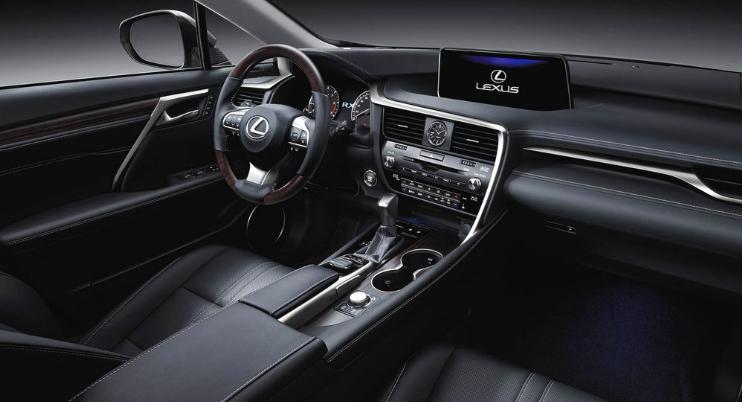2019 Lexus RX 450hL news