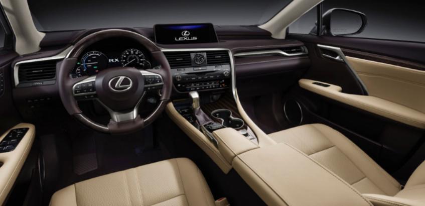 2019 Lexus RX Hybrid news
